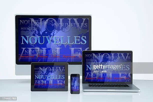 French Language online