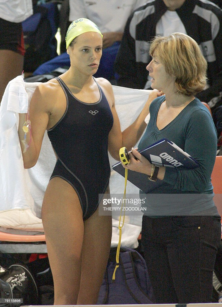 manaudou French swimmer laure