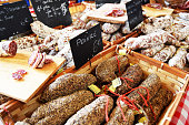 French Market Saucisson