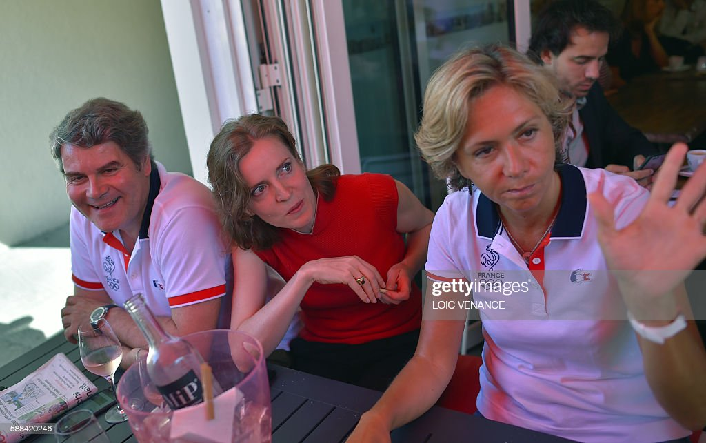 French member of Parliament and candidate for Les Republicains right wing party primary for the next presidential election Nathalie KosciuskoMorizet...