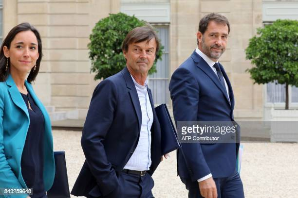 French Minister attached to the Minister of Ecological and Inclusive Transition Brune Poirson French Minister for the Ecological and Inclusive...