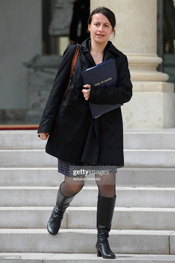 French Cabinet Meeting At Elysee Palace - May 23, 2012