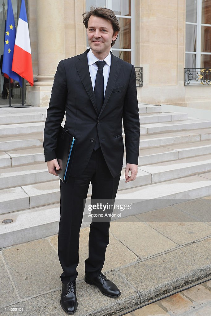 French Cabinet Meeting At Elysee Palace - May 9, 2012