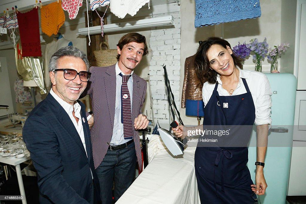 Ines De La Fressange\' : Boutique Opening in Paris Photos and ...