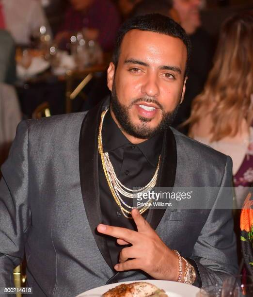 French Montana attends ASCAP 2017 Rhythm Soul Music Awards at the Beverly Wilshire Four Seasons Hotel on June 22 2017 in Beverly Hills California