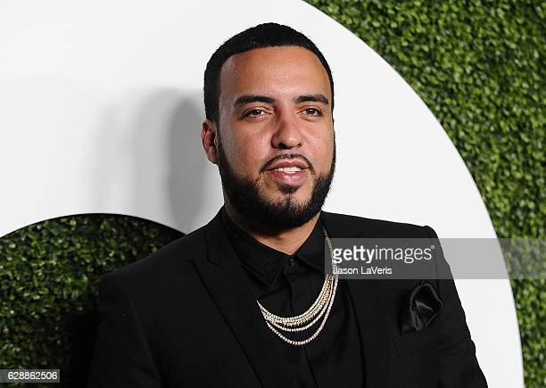 French Montana attends the GQ Men of the Year party at Chateau Marmont on December 8 2016 in Los Angeles California