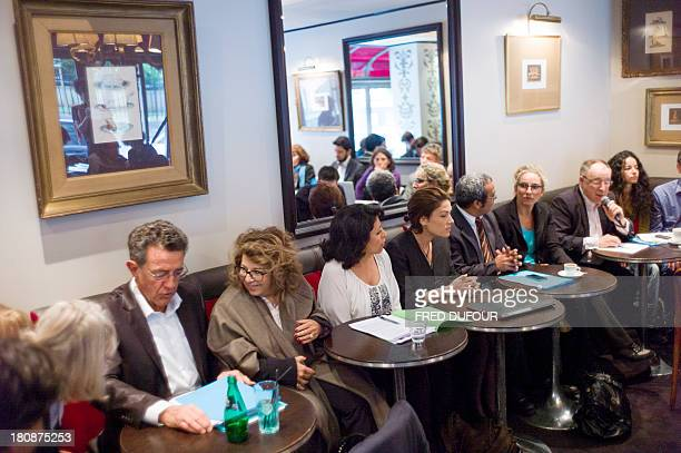 French MP and former Green Environment Minister Yves Cochet French MEP Corine Lepage French senator Leila Aichi French Union of Independent Democrats...