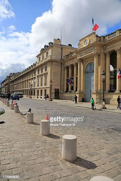 French National Assembly Palace Bourbon