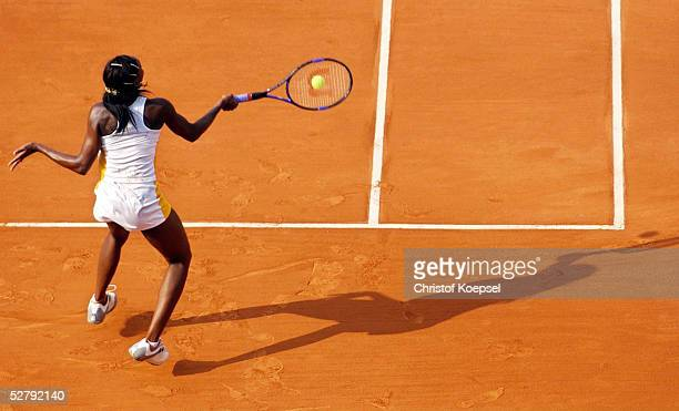 French Open 2003 Paris Frauen/Einzel Venus WILLIAMS/USA