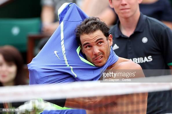 2017 French Open Tennis Tournament. Roland Garros. Paris. France. : Photo d'actualité