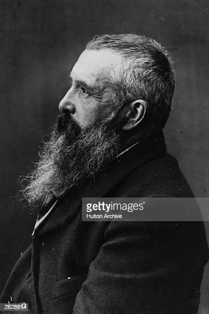 French painter Claude Monet one of the creators of Impressionism