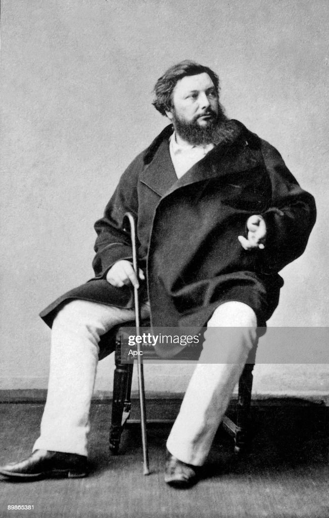 french painter Gustave Courbet