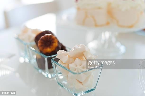 french patisserie - meringue