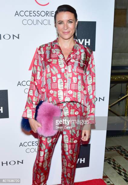 French photographer illustrator and author Garance Dor attends 21st Annual Ace Awards at Cipriani 42nd Street on August 7 2017 in New York City