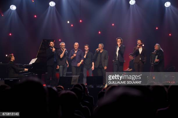 French pianist Alexandre Tharaud French singer Albin de la Simone French singer Vincent Delerm French singer Dominique A French singer Tim Dup French...