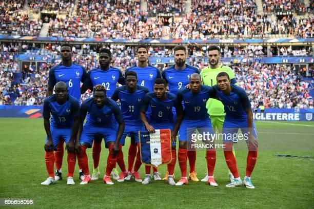 midfielder Paul Pogba defender Samuel Umtiti defender Raphael Varane forward Olivier Giroud goalkeeper Hugo Lloris defender N'golo Kante defender...