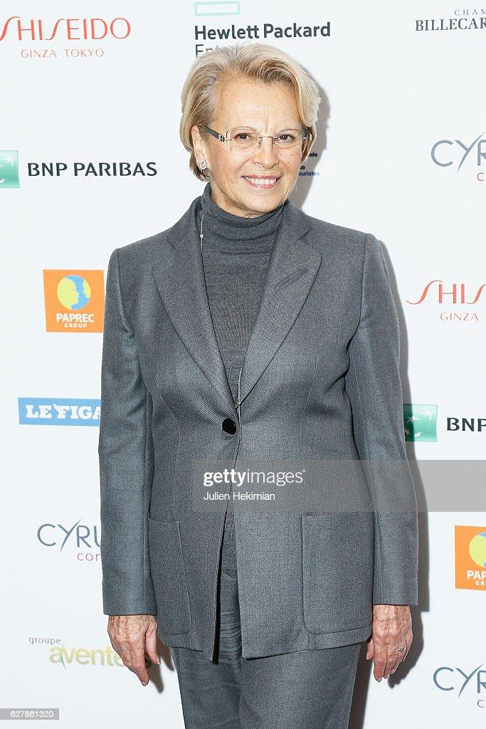 """""""Prix De La Femme D'Influence De L'Annee"""" : Award Ceremony At Hyatt Regency Paris Etoile In Paris"""
