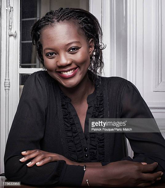 French politician and member of the Radical Party Rama Yade is photographed for Paris Match on July 16 2013 in Paris France