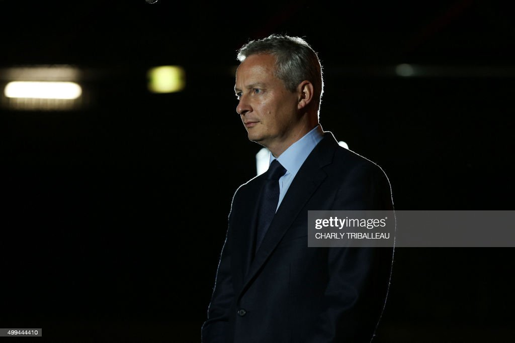 of the rightwing opposition Les Republicains party, Bruno Le Maire