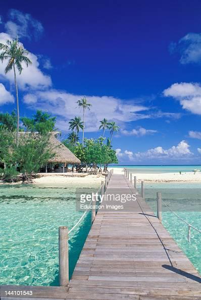 French Polynesia Tahiti Bora Bora