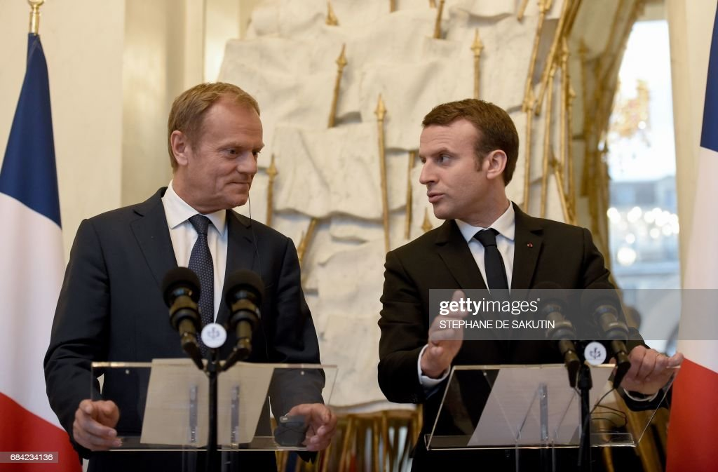FRANCE-EU-DIPLOMACY : News Photo