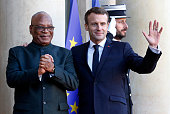 FRA: France's President Macron Welcomes The Presidents of Mali, Chad And Niger
