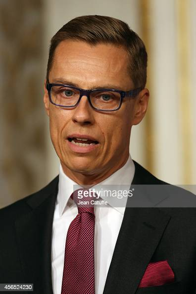Alexander Stubb Stock Photos and Pictures   Getty Images