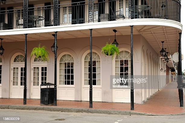 French Quarter New Orleans Building