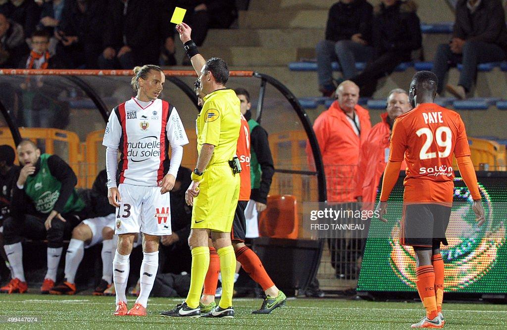 Fc lorient v ogc nice ligue 1 getty images for Lorient match
