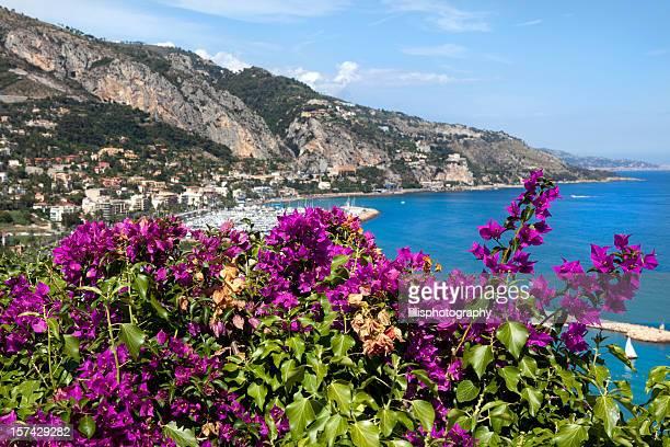 Côte d'Azur à proximité de Nice