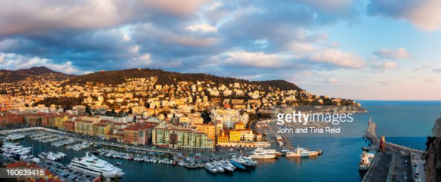 French Riviera - Nice Harbour