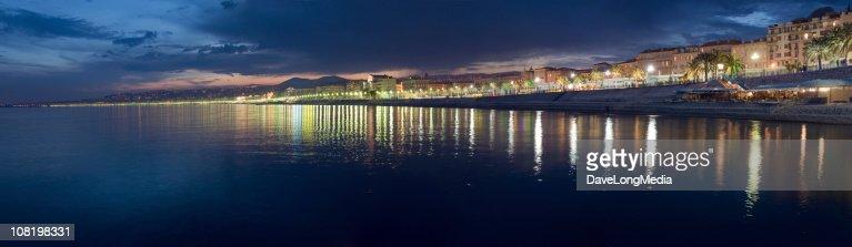 French Riviera Panorama (XXL)