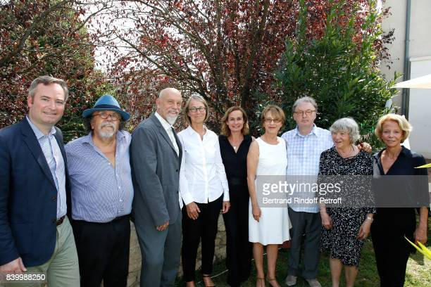 French Secretary of State for Foreign Affairs JeanBaptiste Lemoyne JeanMichel Ribes President of the Jury John Malkovich Minister of Culture...