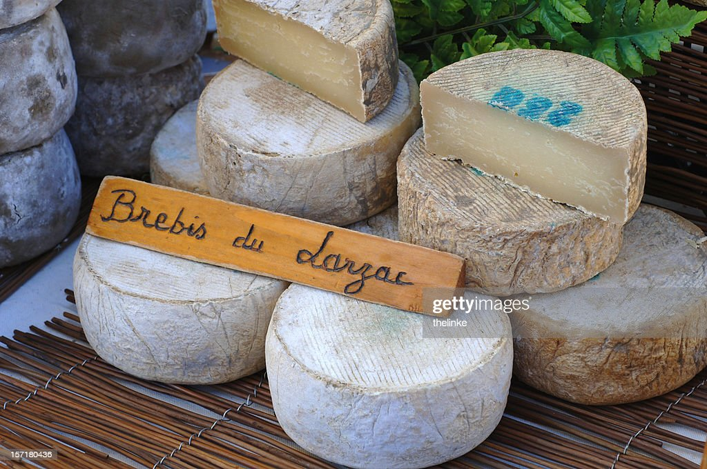 French Sheepcheese Stock Photo | Getty Images