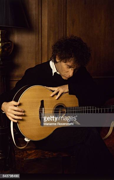 French singer Alain Souchon