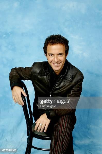 French singer Calogero