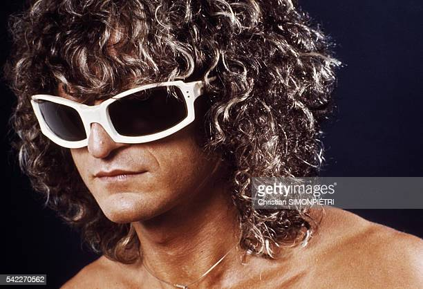 French Singer Michel Polnareff