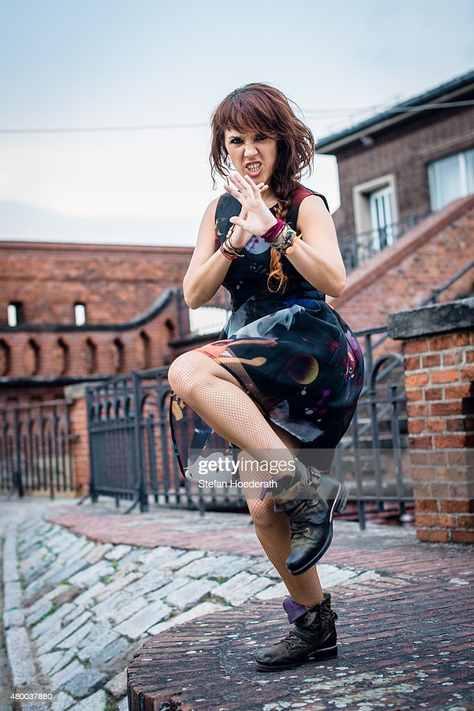 ZAZ Portrait Session In Berlin | Getty Images