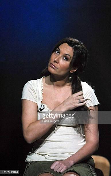 French singer Zazie