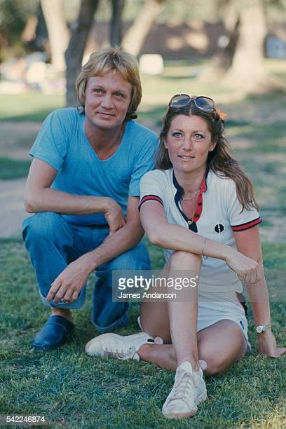 French Singers Claude Francois and Sheila