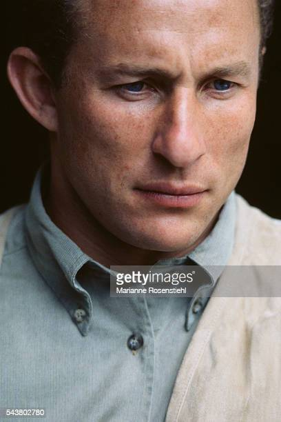 French soccer player JeanPierre Papin