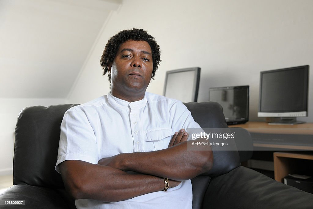 French software engineer Jose Montet is pictured in Fort-de-France on December 29, 2012. Montet has demanded €960million in damages from Paypal after accusing it of stealing his idea for a secure online payment system. José Montet lodged his claim with the Tribunal de Grande Instance in Paris, saying that Paypal's success – and its €1.5billion buyout by eBay in 2002 – was based on his copyrighted system. ANDRE