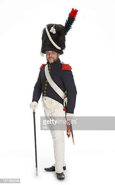 French soldier 1806 Chasseur à pied de La Garde Impériale