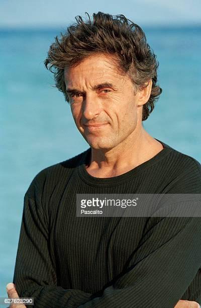 French sports journalist Gérard Holtz