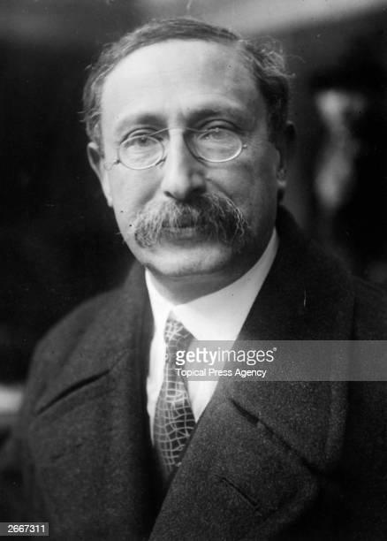 French statesman and premier Leon Blum