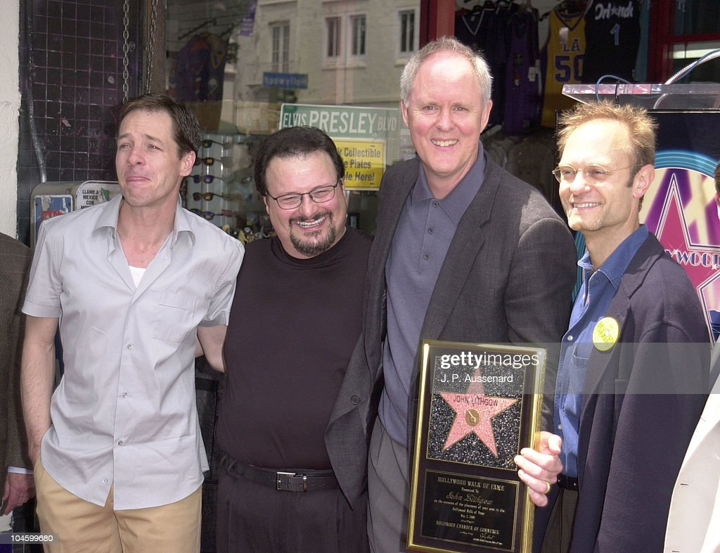 John Lithgow Honored with a Star on the Hollywood Walk of Fame