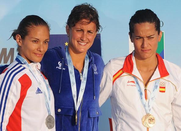 Resultado de imagen de Ángela San Juan Cisneros swimmer