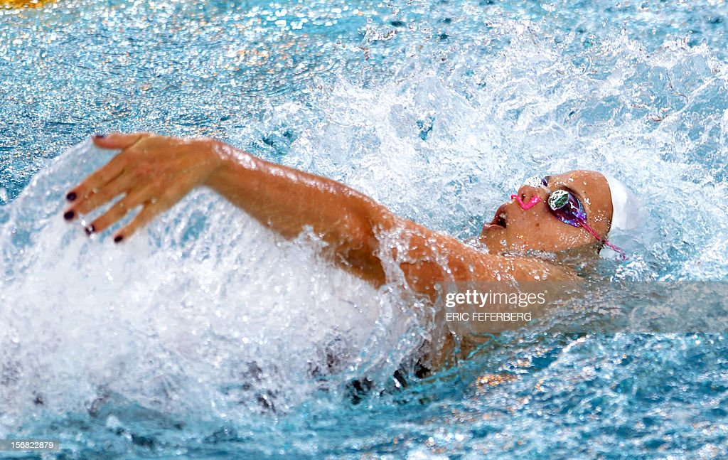 laure French manaudou swimmer