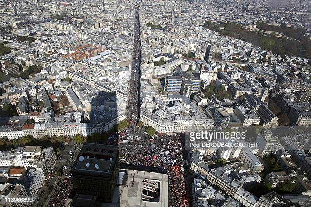 French Unions step up protest against pension reform In Paris France On October 12 2010 France's economic activity is taking another beating as...