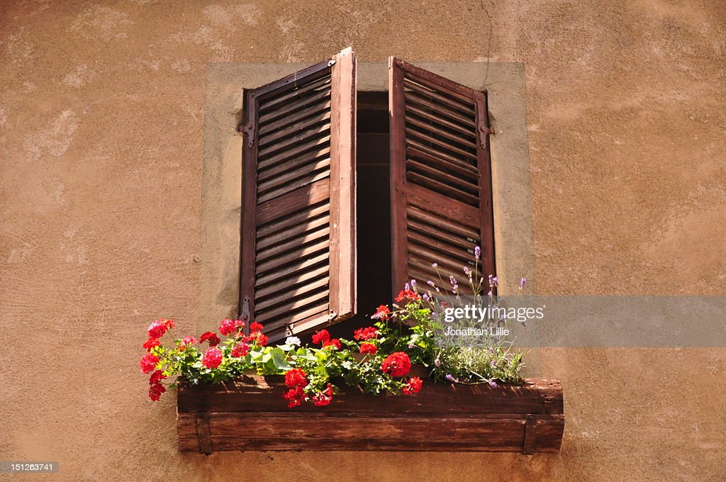 French window : Stock Photo